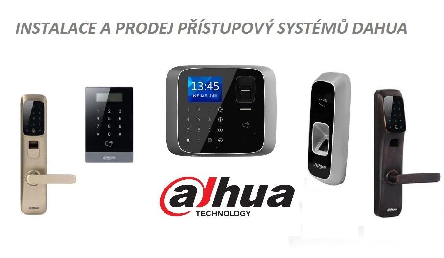 instalaci a prodej přístupových systémů DAHUA